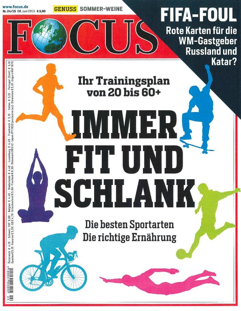 Focus2015年6月(表紙)